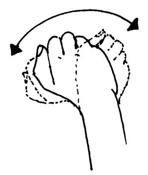 Elbow, Wrist And Hand Exercise 2