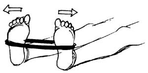Ankle and Foot Exercise 9 A