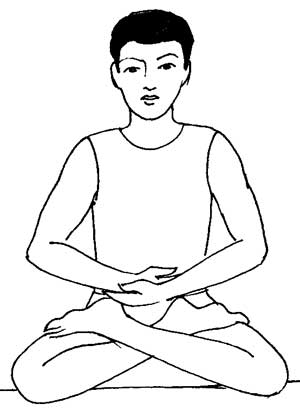 Poses in Sitting Position 1