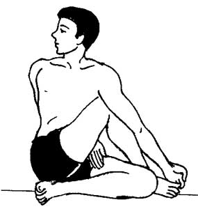 Poses in Sitting Position 5