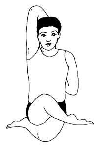 Poses in Sitting Position 8