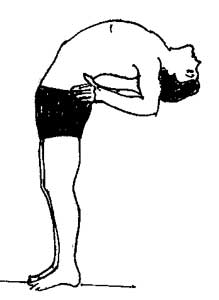 Poses in Standing Position 3
