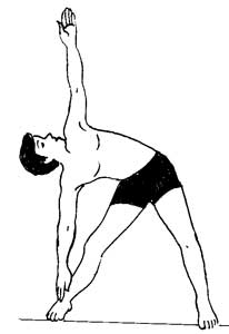 Poses in Standing Position 5