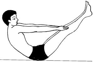 Poses in Supine Position 4